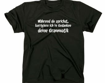 Grammar spelling T-Shirt