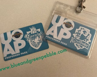 UOAP Custom Decals for Annual Passes