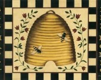 Beehive Doormat