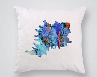 Coral Pillow Cover Throw Pillow Home Decor