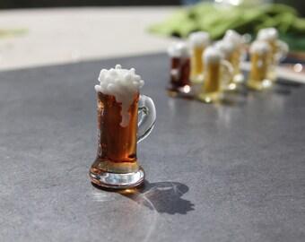 Amber Ale beer mug pendys