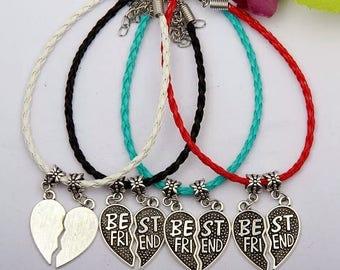 Set of 2 Best Friends friendship bracelets