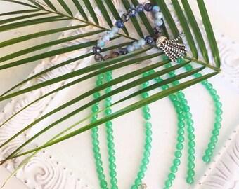 Mala Beads Prayer Beads Intention Meditation Yoga