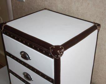 Тумбочка винтажная. Bedside table vintage