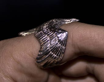 The Eagle Ring - Made with the help of 3D-printing