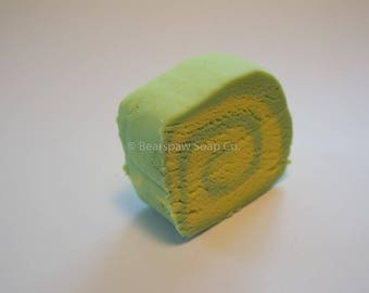 Bamboo Teak Bubble Bar