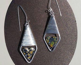 Reversible Dangle Earrings