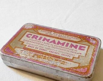 Crinamine pharmacy box