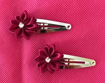 2 inch Snap Hair clips