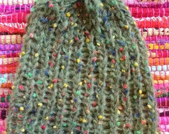 Multicolor spring hat