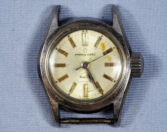 Eternamatic Kontiki Vintage Ladies Watch