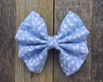 Periwinkle Bow