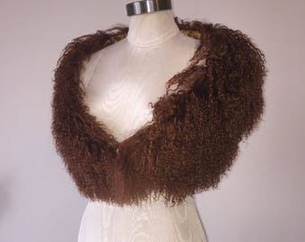 Wear - 3 - Ways Shawl - Chestnut