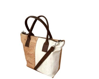 Tote shoulder handbag