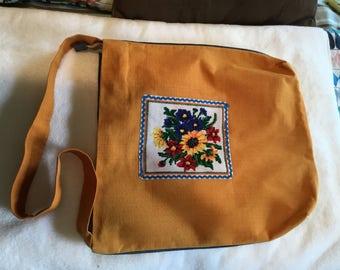 Beautiful hobo bag