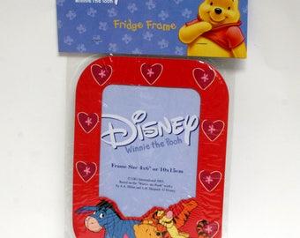 Disney Winnie The Pooh Fridge Frame 6x4