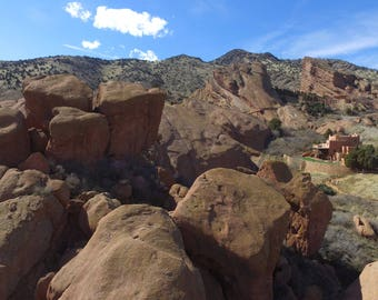 Red Rocks Amphitheater and Museum