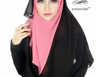 Instant shawl hijab pashmina long modesty stylish muslim wear scarf