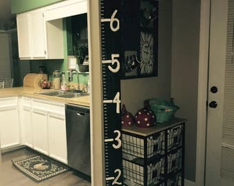 7 Foot Growth Chart