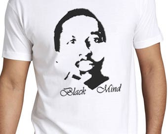 Black mind T-shirt