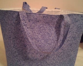 Fabric Gift Bag in Blue