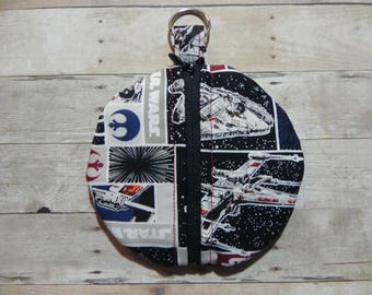 Star Wars Multi Purpose Pouch | Gift | Organizer | Charms