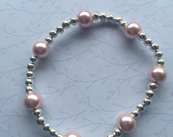 Silver Plated Stacking Bracelet