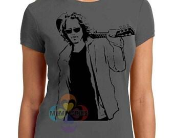 Chris Cornell tribute shirt