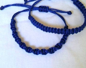 Macrame friendship bracelet