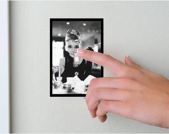 Audrey Hepburn- Lightswitch Cover