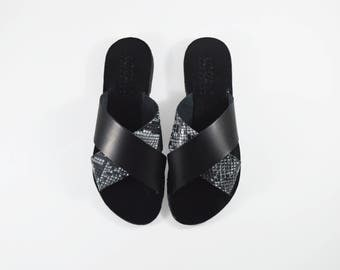 Lida - Handcrafted Leather Sandals