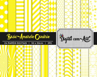 Yellow Canary Digital Paper