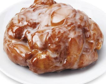 Apple Fritter Delicious Apples