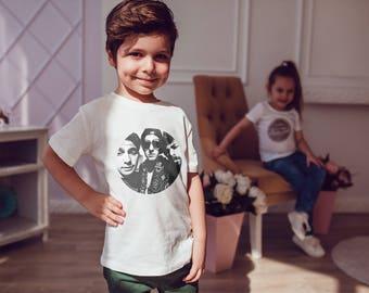 Beastie Boys Kids Shirts Kids tshirt Toddler Shirt Gift For Kids Children Shirts Kids Shirt Kid T-Shirt Boys Top Girls Top Kids Clothes