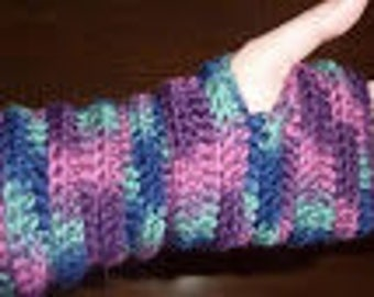 We Will Hand Crochet You A Awesome Set Of Fingerless Gloves