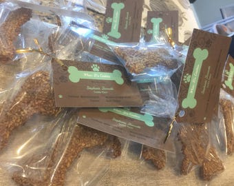 All Natural Treats handmade for your pup!