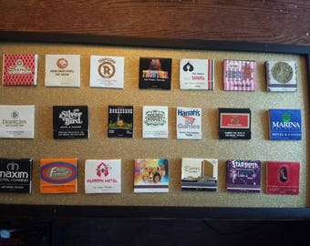 Vegas matchbook's!