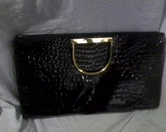 Authentic Judith Leiber Alligator purse