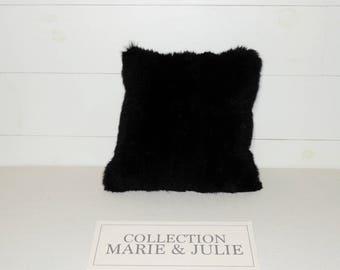 Decorative cushion in Possum