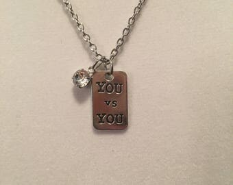You vs. You Necklace