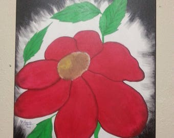 Floral ART work