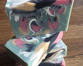 Cranberry Fig Handmade Soap
