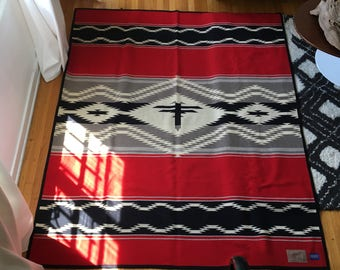 Wool Pendleton Water Blanket - perfect condition