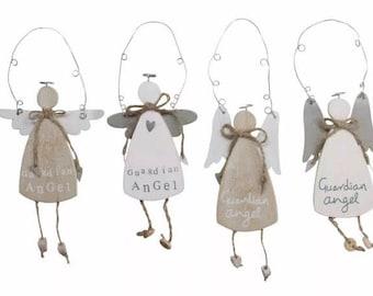 Angel wall hangers
