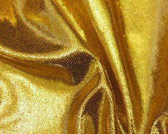 Gold Spandex Leggings
