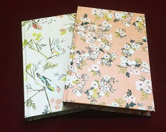 Unlined Colored Pages Notebook