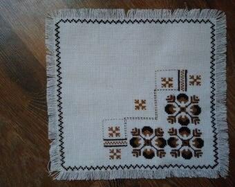 vintage napkin