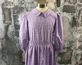 Size 6,8--Conservative Mennonite Dress