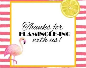 Flamingo Tag