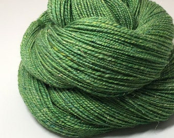 Handspun Yarn - Gin and Tonic - 270 Yards